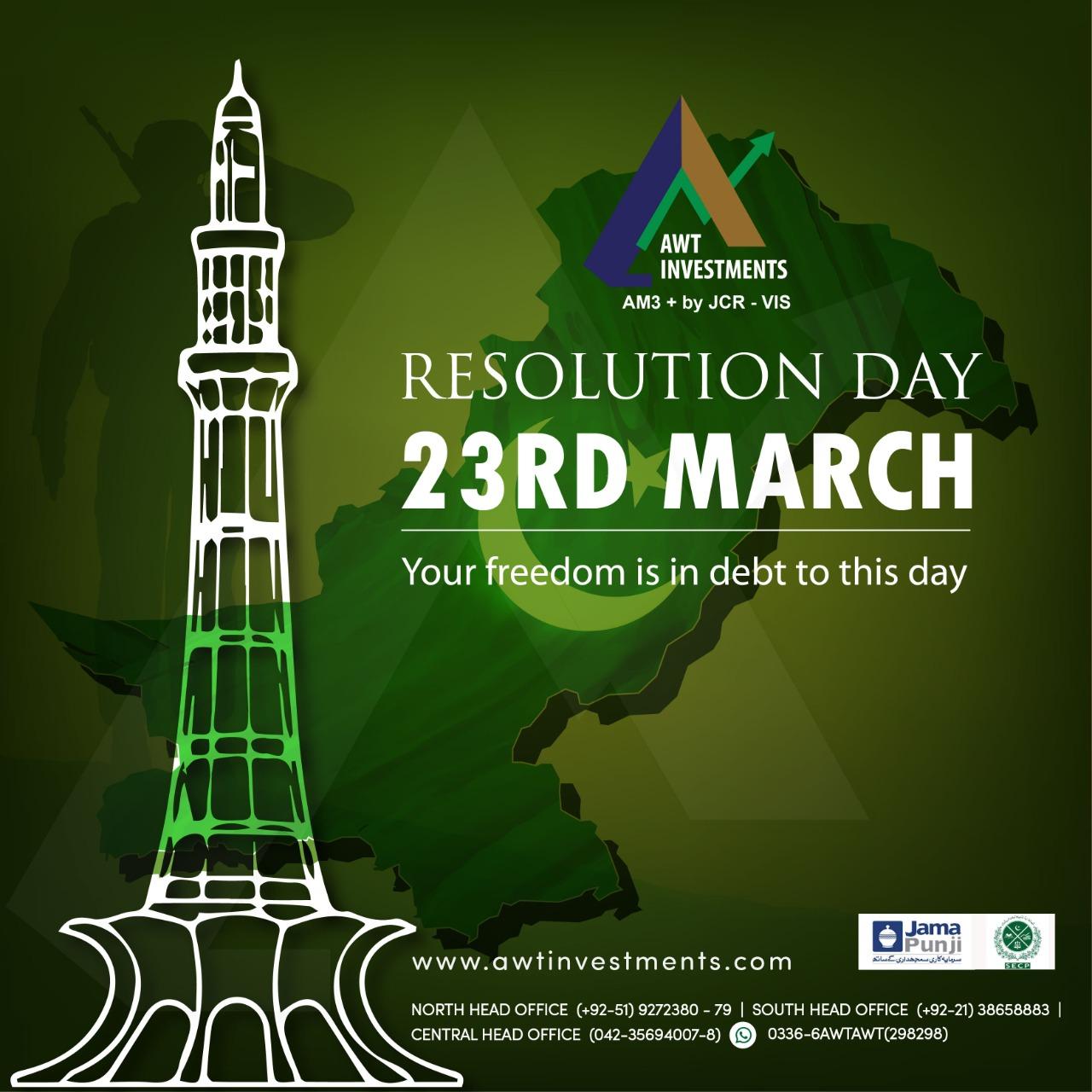 RESOLUTION DAY